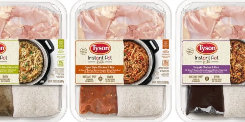 Tyson's New Instant Pot Meal Kits Will Make Using Your Instant Pot Even Easier!