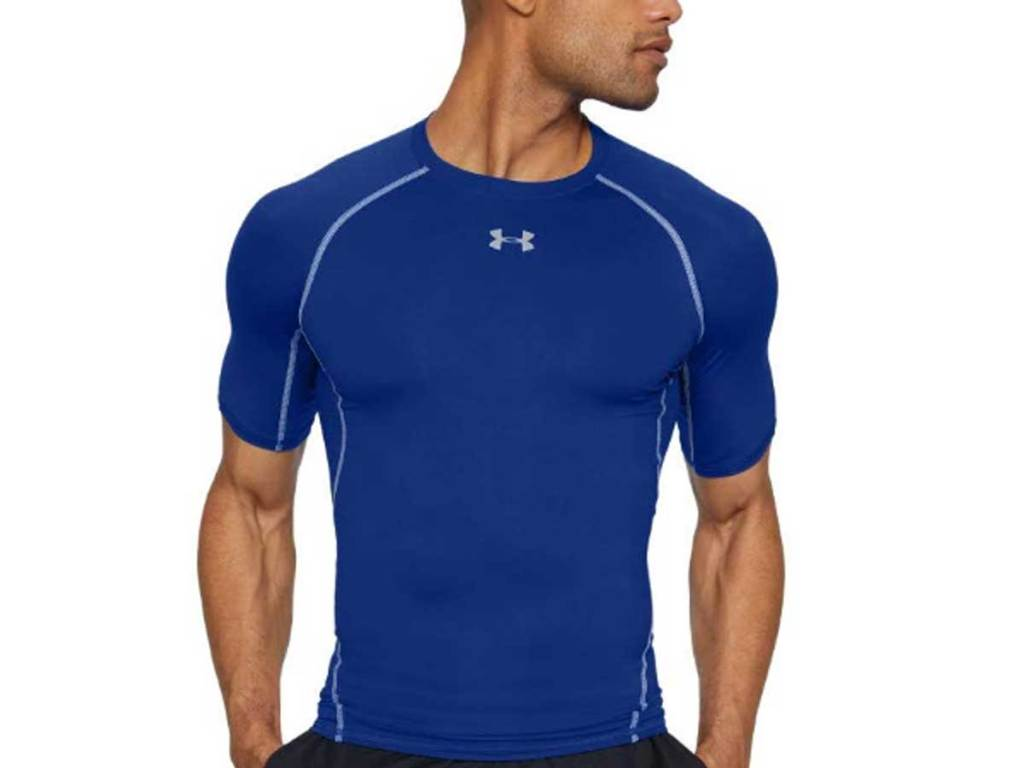 Izar guapo Abundancia  Under Armour HeatGear Compression T-Shirt as Low as $10.47 on Amazon  (Regularly $28)