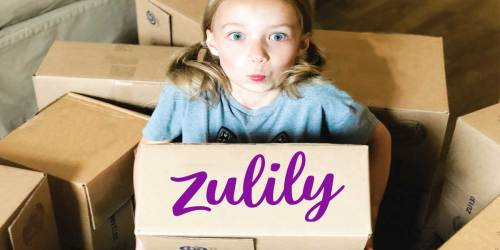 FREE Shipping on ALL Zulily Orders | Today Only