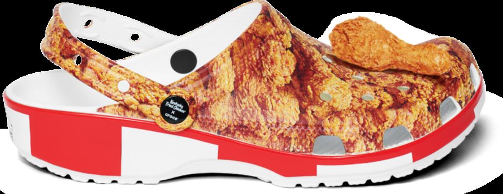 KFC Crocs