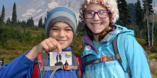Free Annual Pass to National Parks for 4th Graders & Families | Unlimited Use Through August 2021