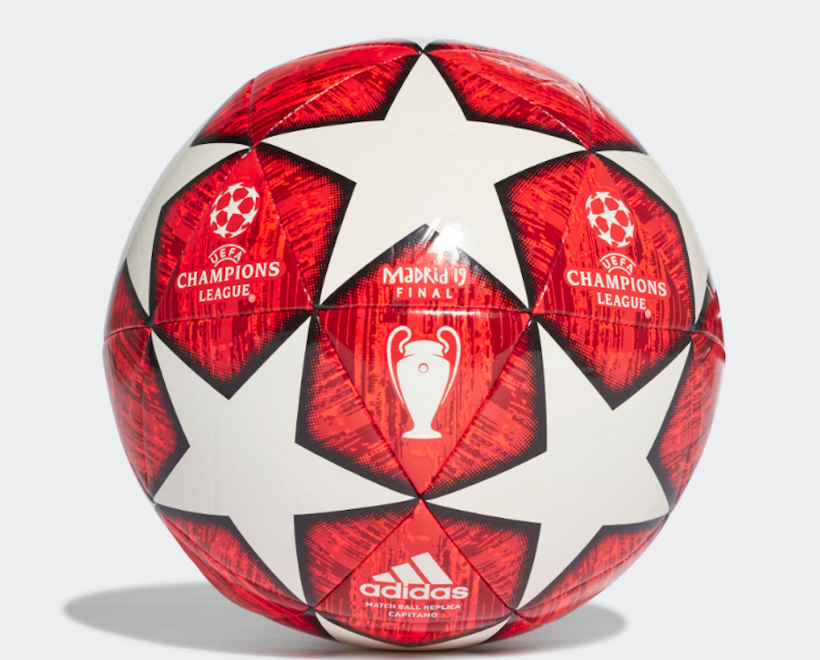 Adidas Madrid Soccer Ball