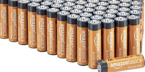 AmazonBasics AAA 100-Count Batteries Only $13.64 Shipped on Amazon
