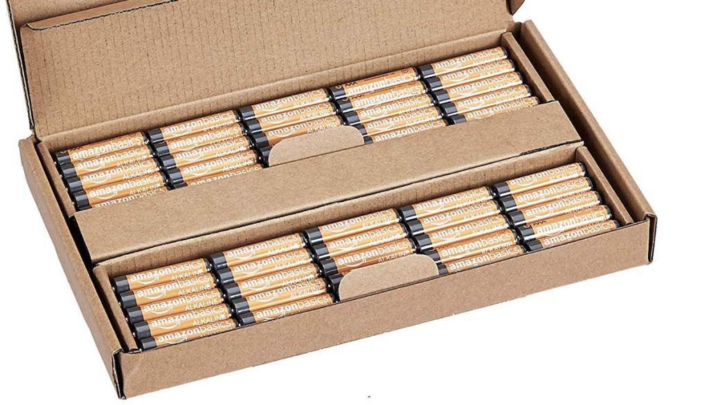 AmazonBasics Battery 100-Pack