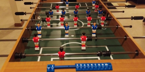 American Legend Foosball Table Only $99 Shipped on Amazon (Regularly $249)