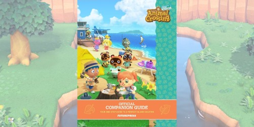 Animal Crossing New Horizons Official Guide Just $17.99 on Amazon | Pre-Order Now