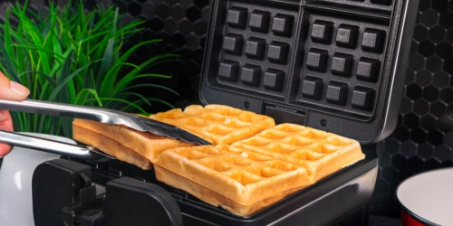 Bella Pro Series Waffle Maker Only $19.99 on BestBuy.com (Regularly $50)