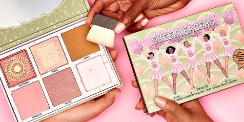 Benefit Cosmetics Cheek Palette Only $45 ($150 Value) + Over $50 in Beauty Freebies with Purchase