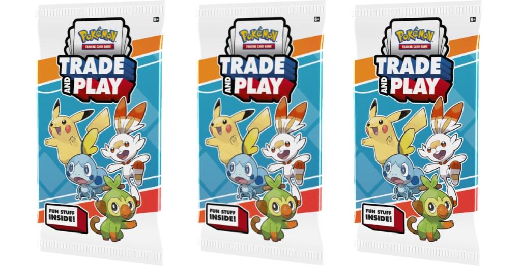 Best Buy Pokemon Trade day freebie