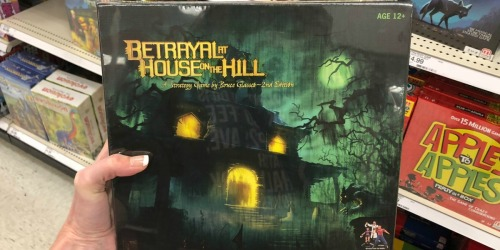 Betrayal At House On The Hill Board Game Only $21 on Amazon (Regularly $50)