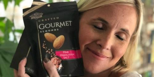 Blue Diamond Gourmet Almonds 5oz Bag Only $3.16 Shipped on Amazon