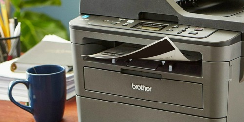 Brother Wireless All-In-One Printer Only $99.99 Shipped (Regularly $184)