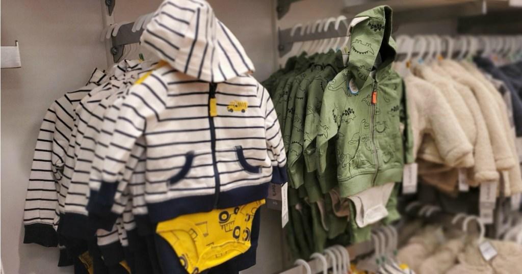 Carter Jacket Sets for Boys