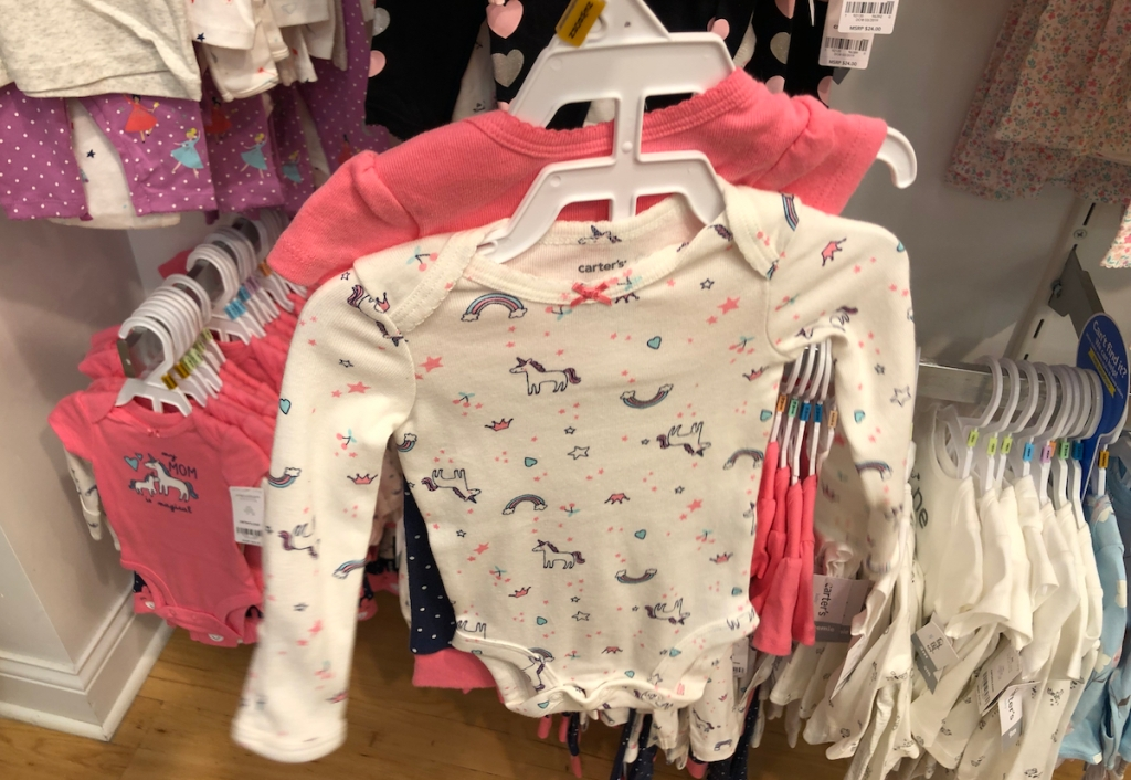 Carter's Unicorn Set