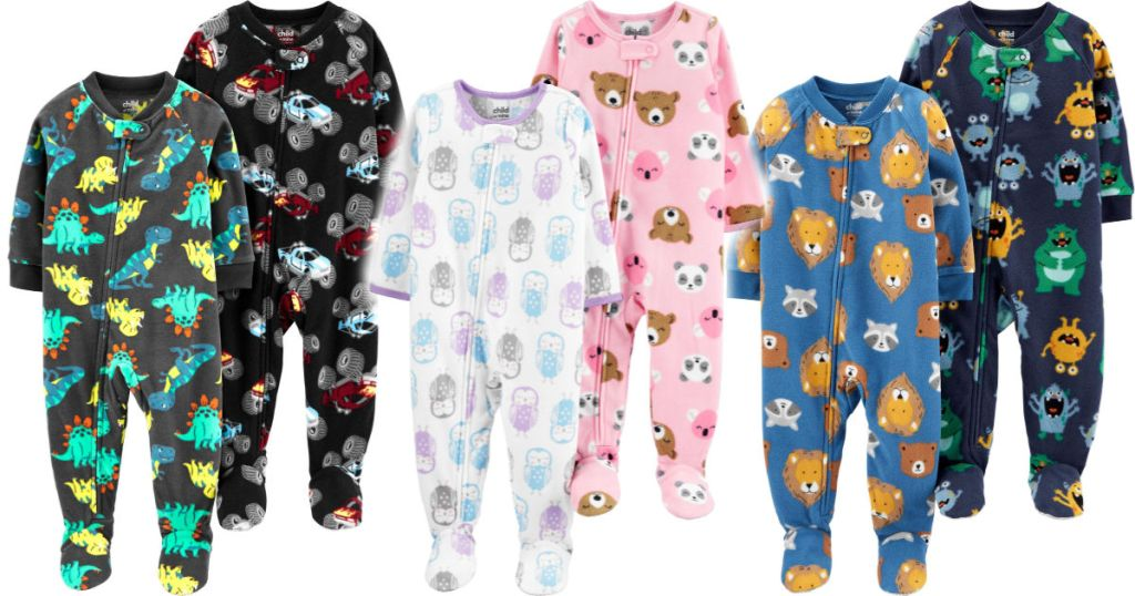 Child of Mine Baby Outfits Two Pack