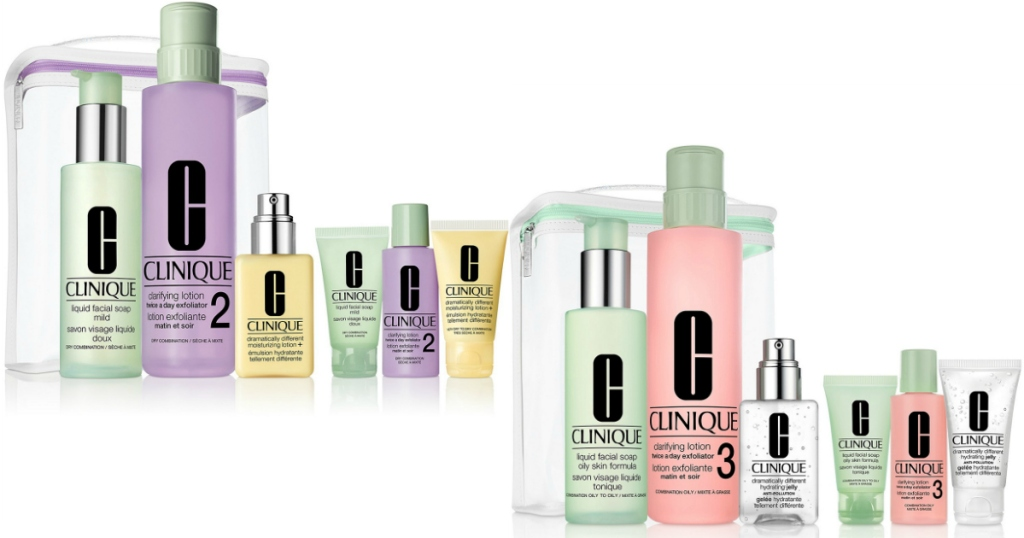 Clinique All Day Skin Sets