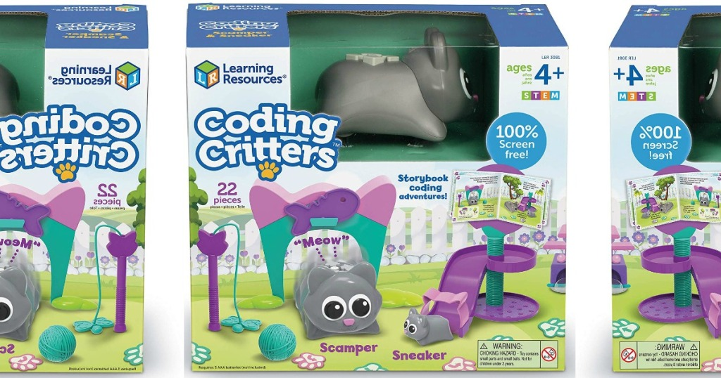 Coding Critters Boxes