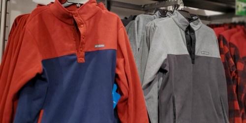 Columbia Men's Fleece as Low as $14 Shipped (Regularly $35)