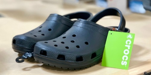 FREE Pair of Crocs for Healthcare Workers