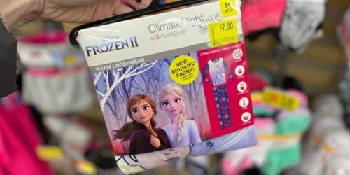 Up to 60% Off Kids Thermals, Underwear, & Socks at Walmart