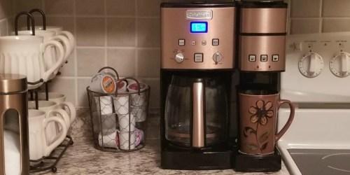 Cuisinart Coffeemaker & Single Brewer Only $132.99 Shipped for Kohl's Cardholders + Earn $30 Kohl's Cash