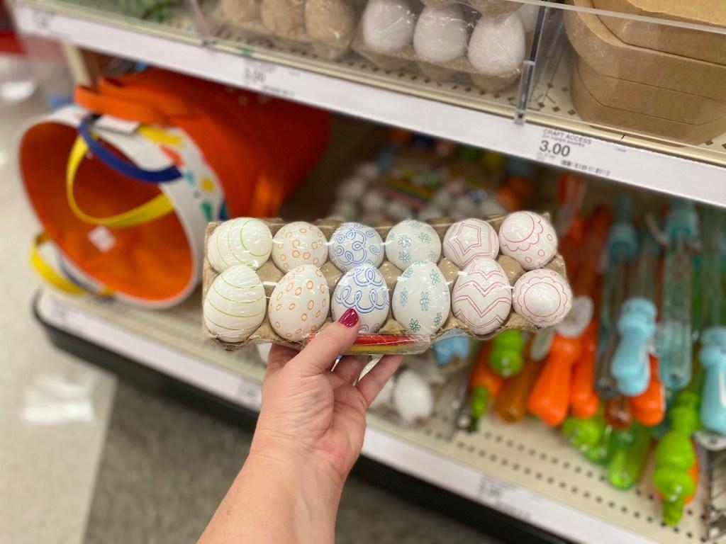 DIY Crafting Eggs