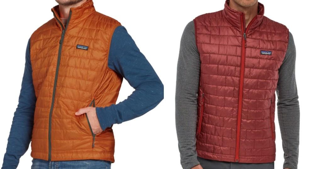 Men's Paatagonia Nano Puffer Vest