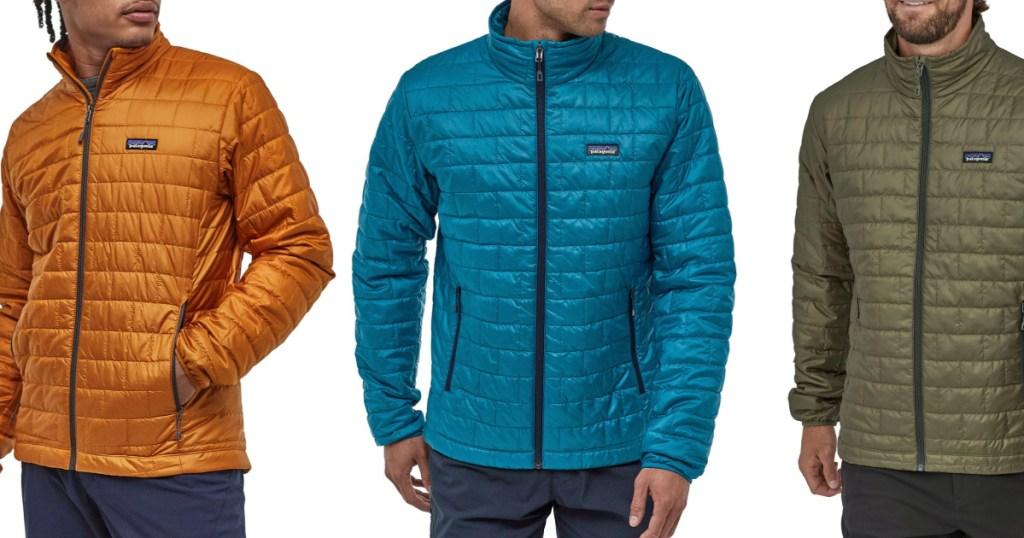 Patagonia Men's Nano Puffer Jacket