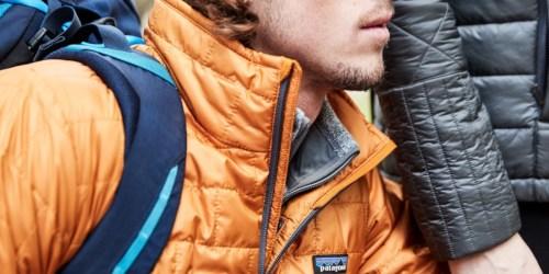 Patagonia Men's Nano Puff Jacket Only $99 Shipped (Regularly $199)