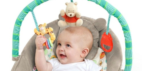 Disney Winnie the Pooh Baby Bouncer Seat Just $25 Shipped on Amazon (Regularly $58)