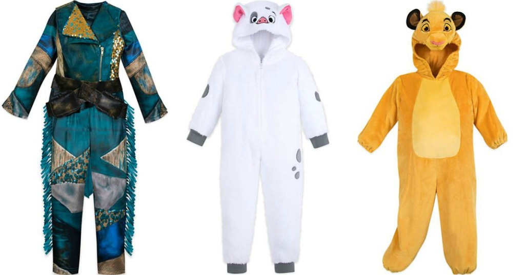 Disney Kids Halloween Costumes