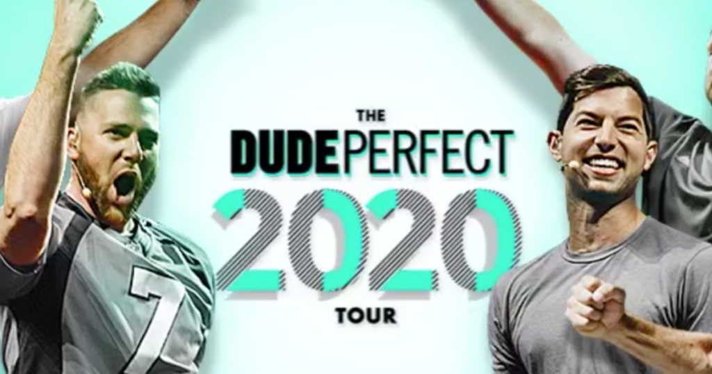 Dude Perfect 2020 Tour Dates