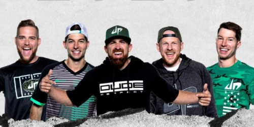 Up to 55% Off Tickets to The Dude Perfect 2020 Tour   Kid-Friendly & Clean
