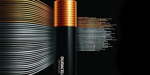 FREE Duracell Optimum Batteries 8-Pack After Office Depot/OfficeMax Rewards