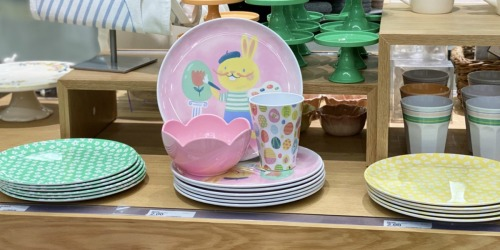 NEW Spritz Easter Collection Tableware Only $2 at Target
