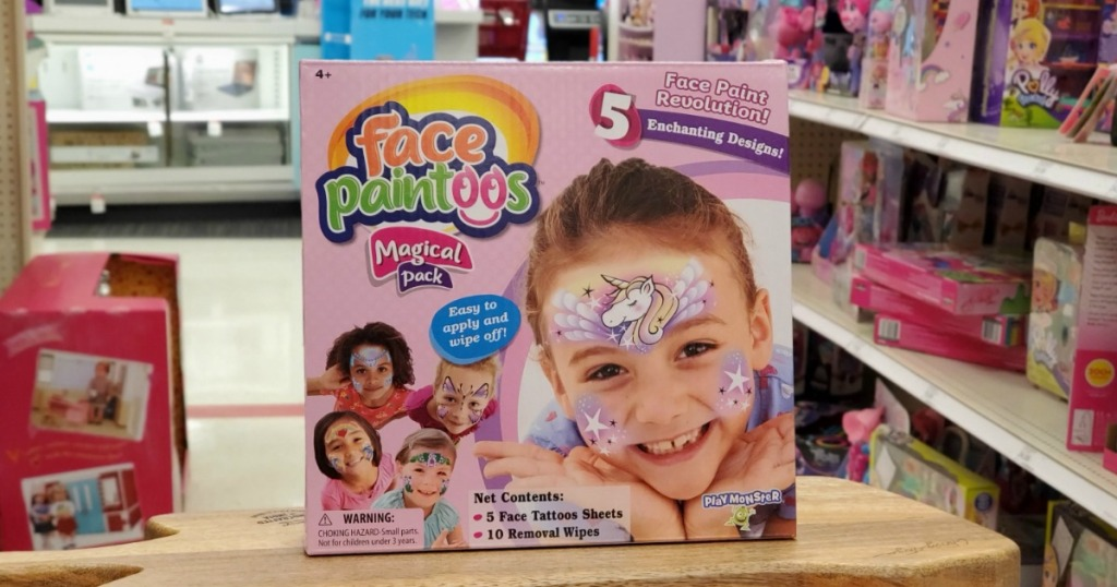 Face Paintoos Magic Pack at Target store
