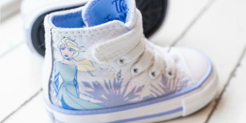 Up to 55% Off Converse Shoes for the Family + Free Shipping | Fun Character Designs