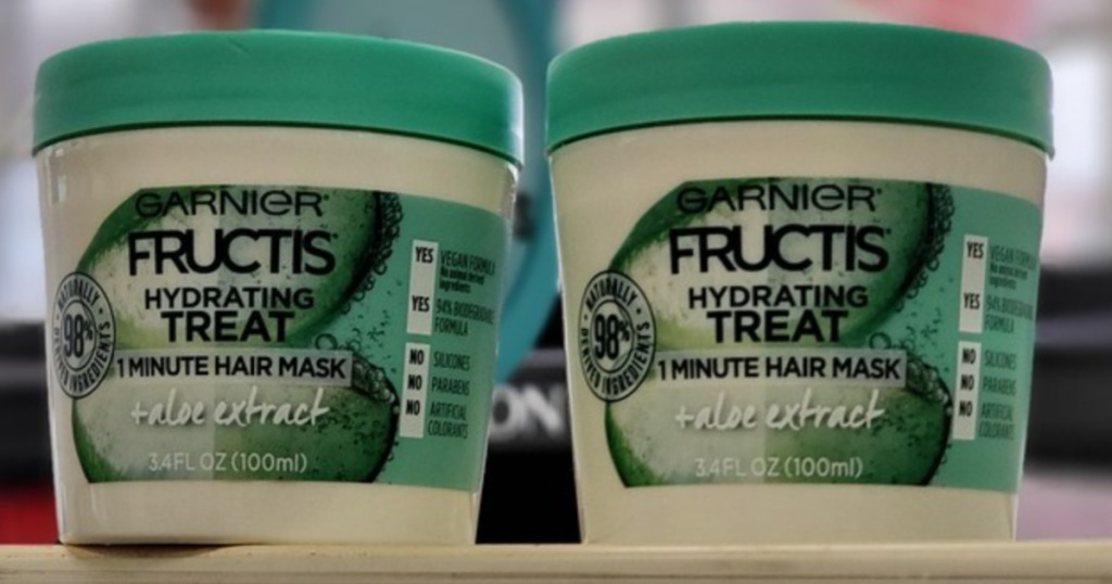 hair mask tubs