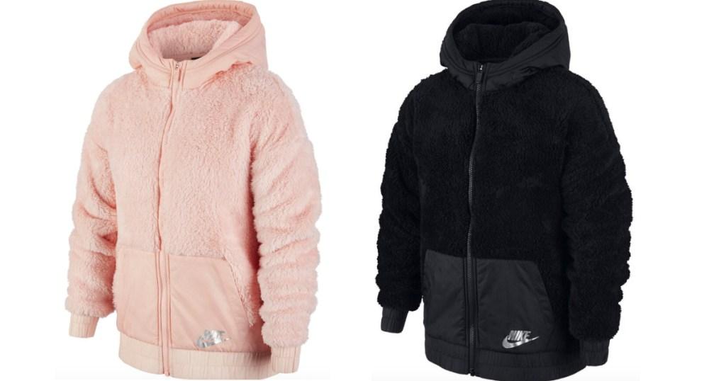 Girls Nike jackets