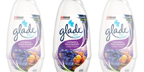 Glade Solid Air Freshener Only 82¢ on Amazon