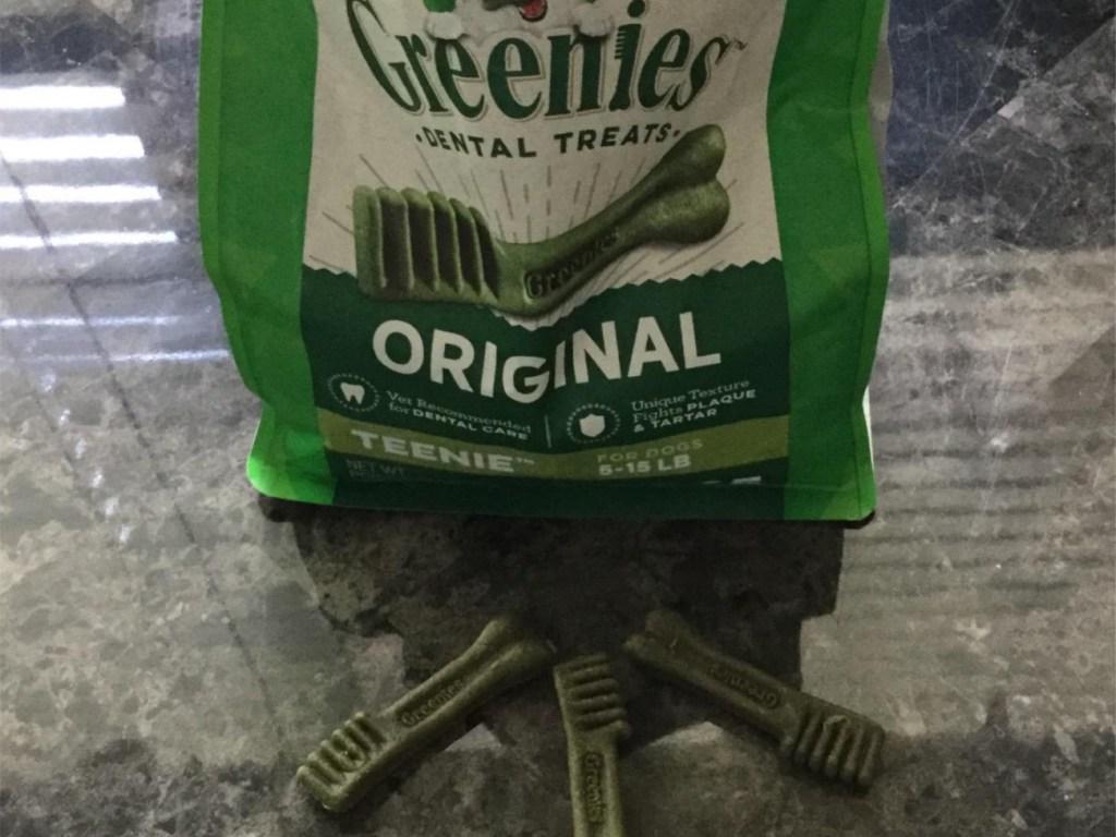 Greenies Teenie Dental Treats