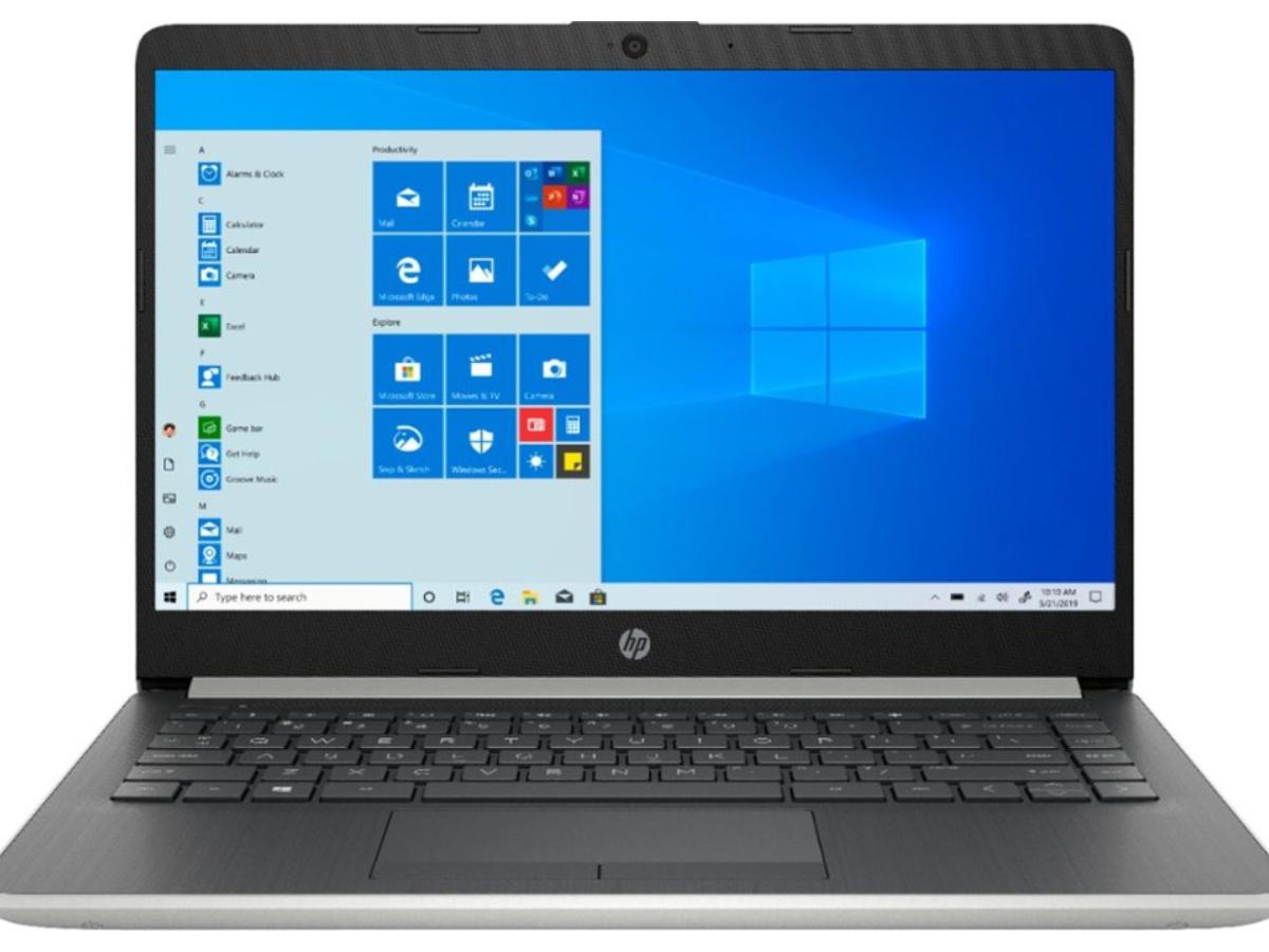 "HP 14"" Laptop at Best Buy"