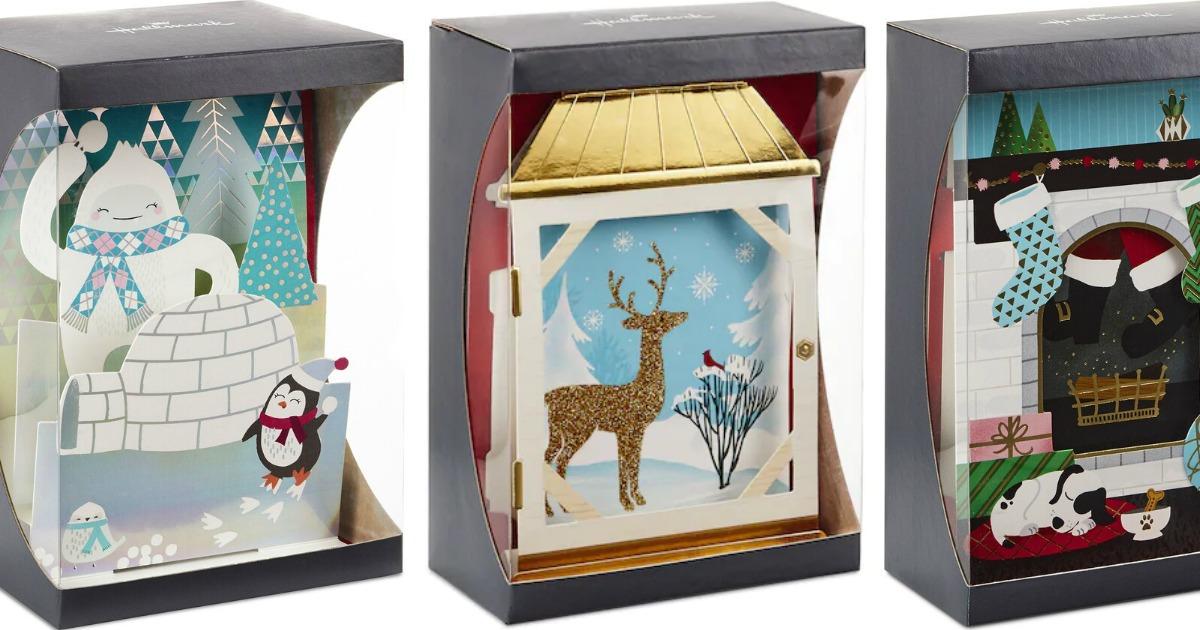 Hallmark Boxed Christmas Card Sets As Low As 2 On Kohls Com Regularly 13 Hip2save