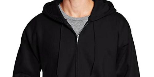 Hanes Men's Heavyweight Fleece Hoodies Only $9.92 on Amazon
