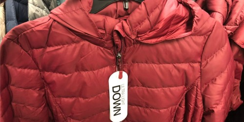 Heatkeep Men's Down Packable Puffer Jacket Only $32 Shipped for Kohl's Cardholders (Regularly $100)