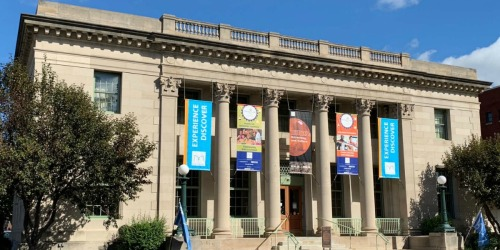 FREE Museum Visit October 2nd & 3rd for Bank of America or Merill Lynch Cardholders