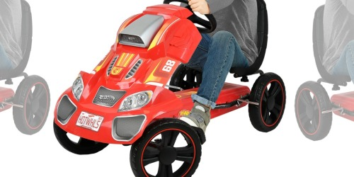 Hot Wheels Speedster Go Kart Ride Just $59 Shipped on Walmart.com (Regularly $170)