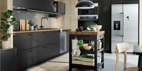 Up to 50% Off IKEA Kitchen Event | Appliances, Cabinets & More