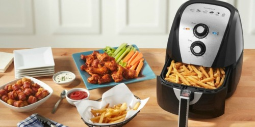 Insignia Family-Size Air Fryer Only $39.99 Shipped on BestBuy.com (Regularly $100)