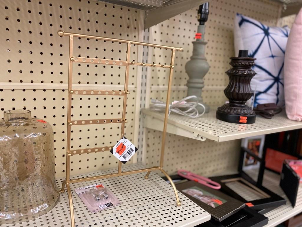 Jewelry Organizer on store shelf